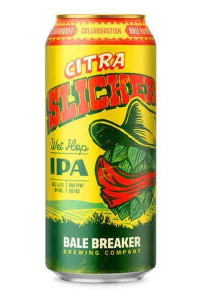 Bale Breaker Citra Slicker IPA