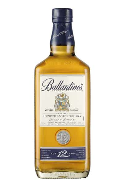 Ballantine's Scotch 12 Year