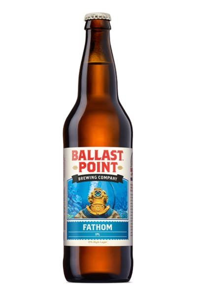 Ballast Point Fathom IPL [discontinued]