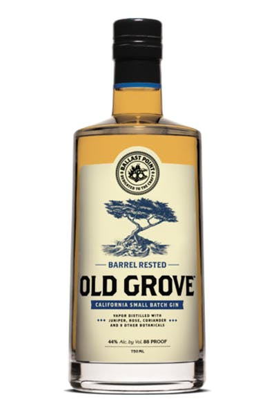 Ballast Point Old Grove Barrel Rested Gin [discontinued]