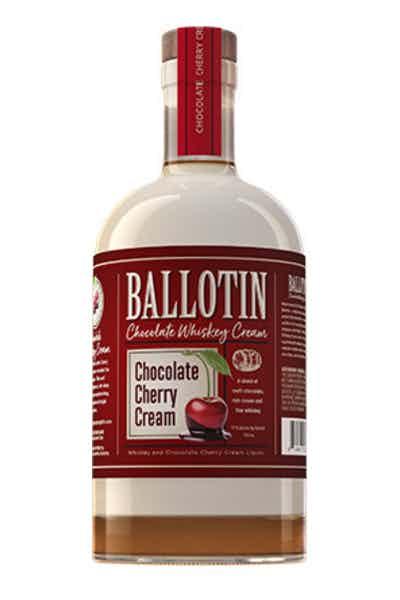 Ballotin Chocolate Cherry Cream Liqueur