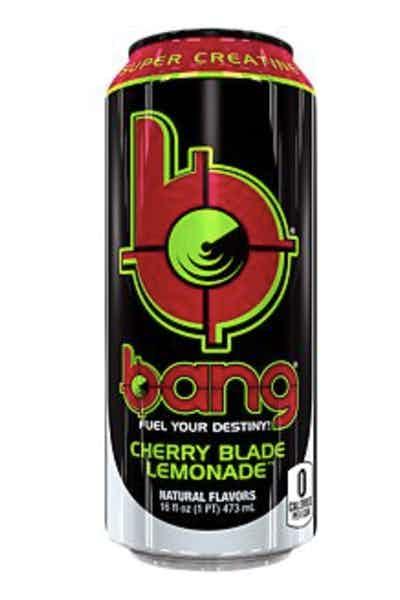 Bang Cherry Blade Lemonade Energy Drink