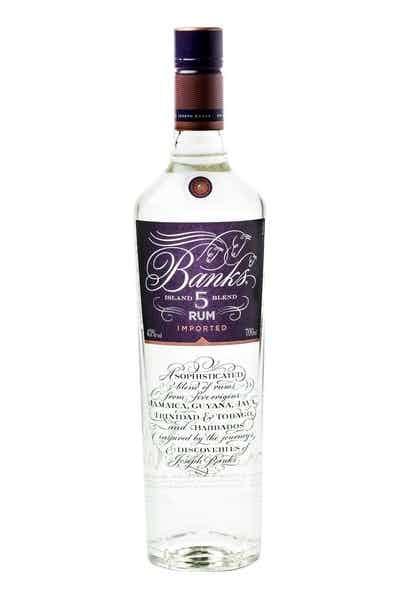 Banks® 5 Island Blend Rum