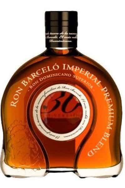Barcelo Rum Imperial 30 Aniversario