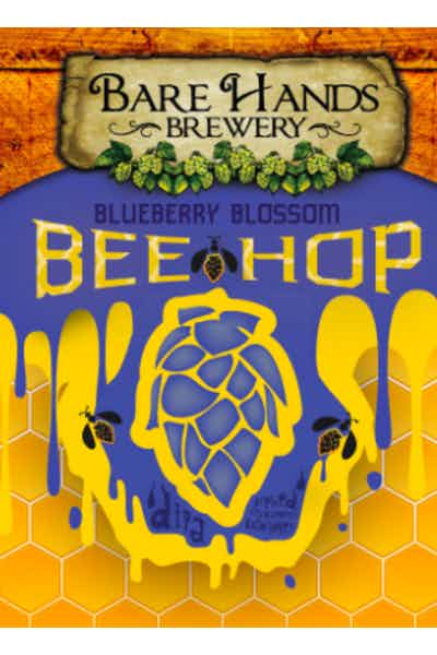 Bare Hands Blueberry Blossom Bee Hop Double IPA