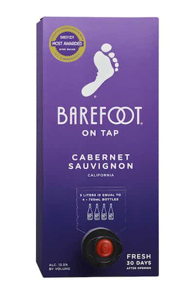 Barefoot On Tap Cabernet Sauvignon