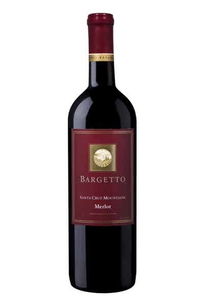 Bargetto Merlot Santa Cruz