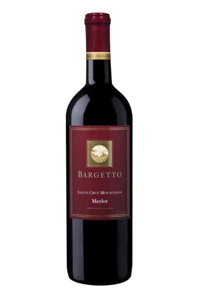 Bargetto Merlot Santa Cruz