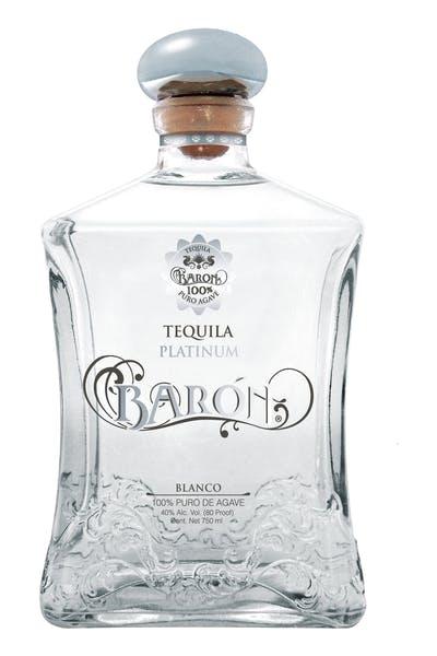 Baron Platinum Tequila