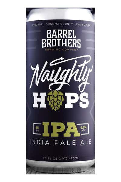 Barrel Brothers Naughty Hops IPA