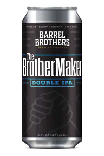 Barrel Brothers The Brothermaker Double IPA