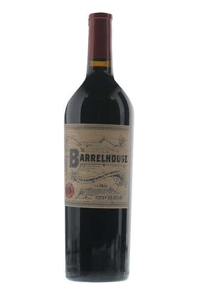 Barrelhouse Bourbon Red Wine