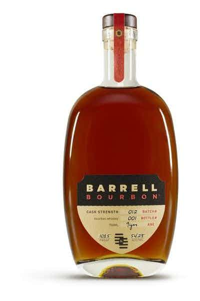 Barrell Bourbon Batch 012