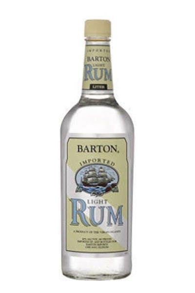 Barton's White Rum
