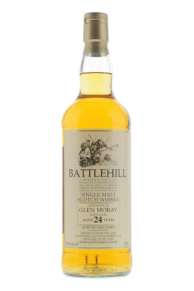 Battlehill Glen Moray 24 Yr