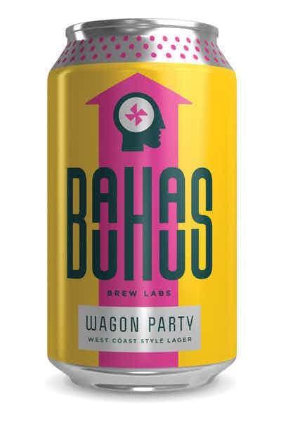Bauhaus Wagon Party