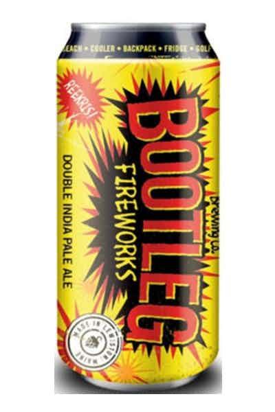 Baxter Bootleg Fireworks