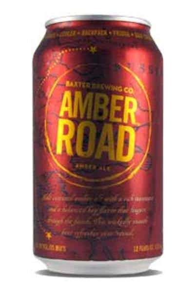 Baxter Brewing Amber Road