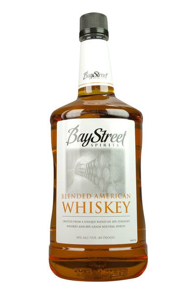 Bay Street Blended Whiskey