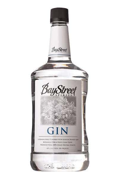 Bay Street Gin