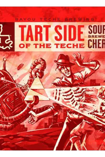 Bayou Teche Tart Side of the Teche