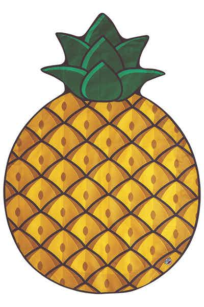 Beach Blanket   Pineapple