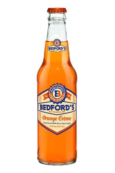 Bedford's Orange Cream Soda