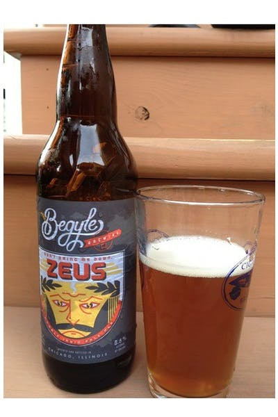 Begyle Brewing Zeus