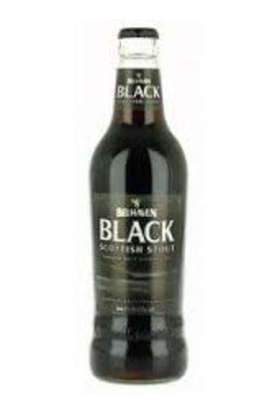 Belhaven Black Scottish Stout
