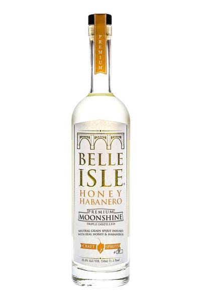 Belle Isle Honey Habanero Moonshine