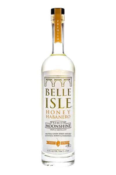 Belle Isle Honey Habanero Moonshine