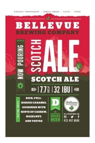Bellevue Scotch Ale
