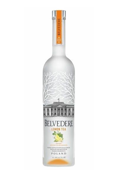 Belvedere Vodka Lemon Tea