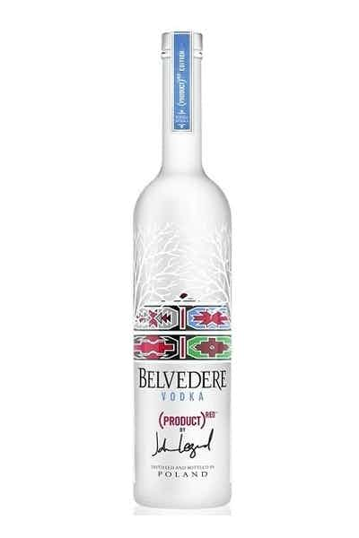 Belvedere Vodka Red John Legend Edition