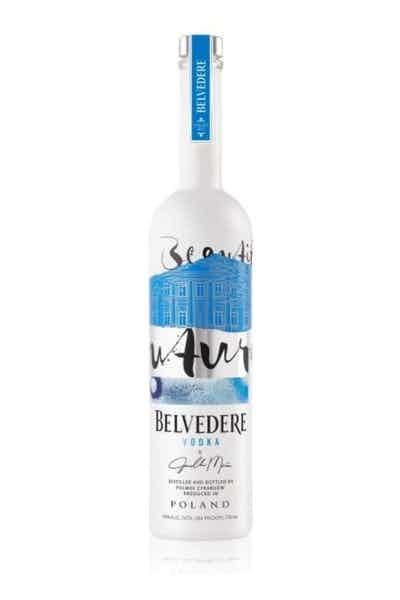 Belvedere Vodka x Janelle Monáe Limited Edition Bottle
