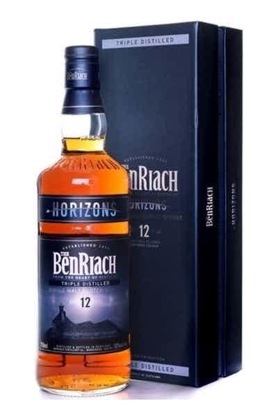 Benriach Single Malt Scotch 12 Year Horizons