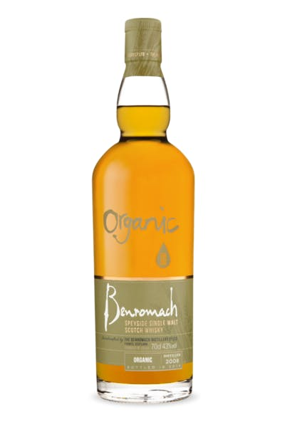 Benromach Organic Scotch Whisky