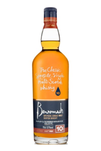 Benromach Single Malt 10 Year
