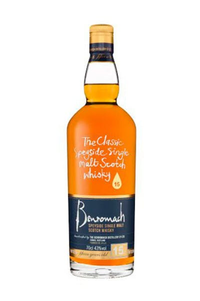 Benromach Single Malt 15 Year