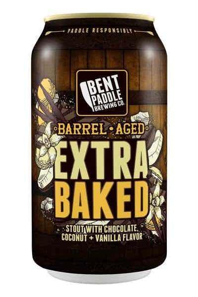 Bent Paddle Extra Baked Barrel Aged Stout
