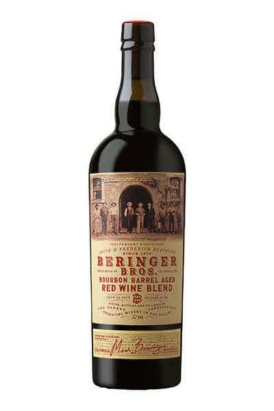 Beringer Bros Bourbon Barrel Aged Red Blend