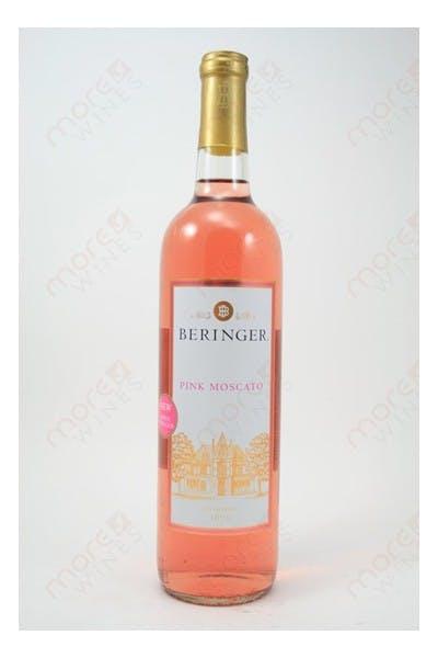 Beringer Sparkling Pink Moscato