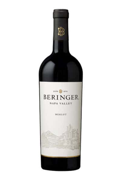 Beringer Vineyards Merlot Napa Valley