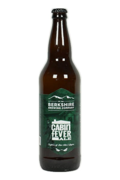 Berkshire Brewing Cabin Fever Ale
