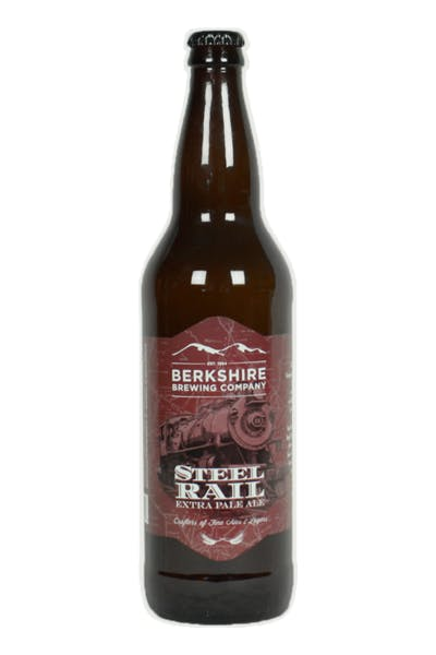 Berkshire Brewing Steel Rail Extra Pale Ale
