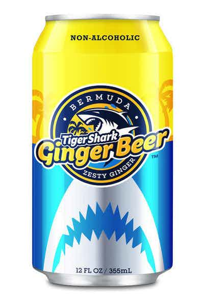 Bermuda Tiger Shark Ginger Beer