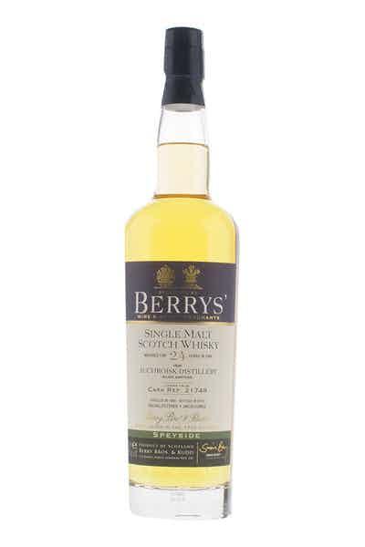 Berrys' Auchroisk 24yr