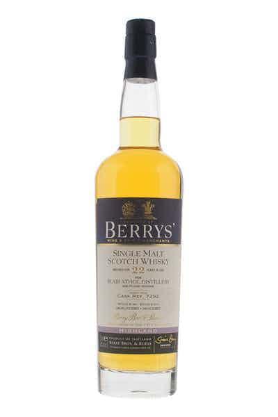Berrys' Blair Athol 22 Yr