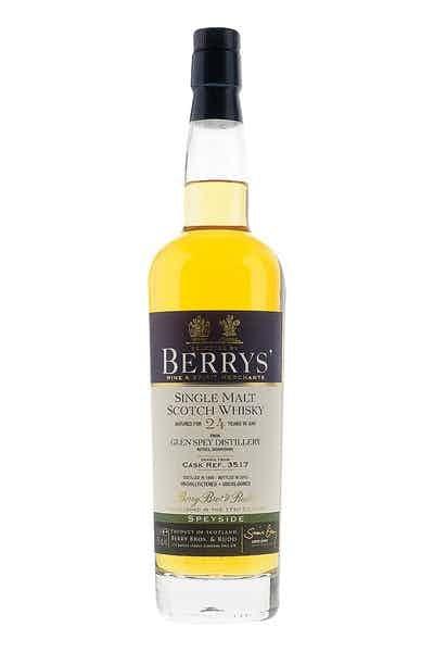 Berrys' Glen Spey 24yr