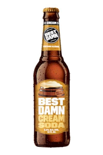 BEST DAMN Cream Soda